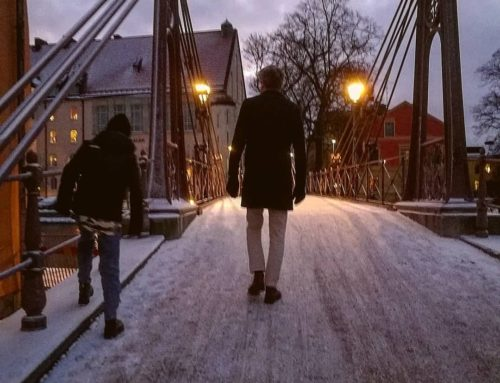 How winter is like in Sweden?